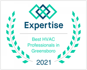 best hvac professionals thorntons air conditioning award
